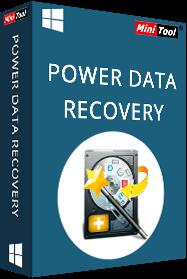 MiniTool Power Data Recovery 9 Crack + Serial Key Keygen Free Download