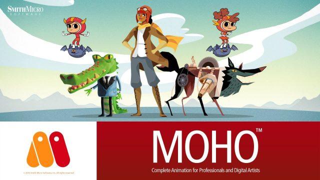 Smith Micro Moho Pro 13.0.2.610 Crack + Keygen { Latest }