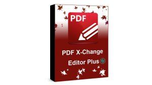 PDF-XChange Editor Plus 9.1.3560.0 Crack