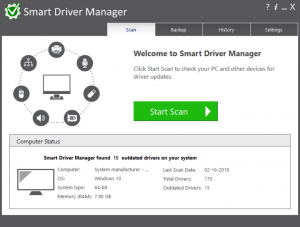 Smart Driver Manager 5.2.467 + Crack [ Latest Version ]