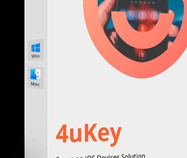 Tenorshare 4uKey 2.4.1.1 Crack with Crack