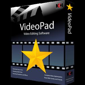 VideoPad Video Editor Pro 8.91 + Crack [Latest 2020]