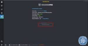 Voicemod Pro v1.2.6.8 Crack With License Key Latest 2020 Free Download