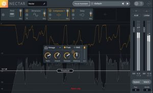 iZotope Nectar 3 Crack (Win) Free Download 2020