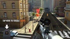 Sniper 3D Assassin 3.17.3 + Hack + Mod (Latest Version)
