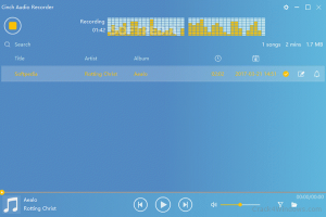Cinch Audio Recorder 4.0.2 Crack + License Key Full Version 2020
