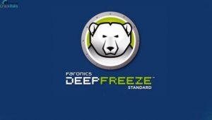 Deep Freeze Standard 8.60 Crack