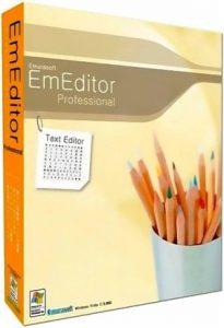 Emurasoft EmEditor Professional 21.0.1 Crack