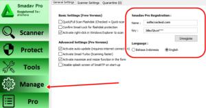 Smadav Pro Rev Crack 14.3.2 With Serial Keygen Full Download [2021]