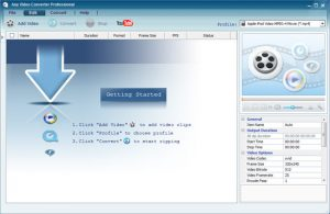 Any Video Converter Ultimate 7.2.0 With Crack Plus License Key 2021