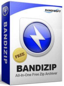 Bandizip Professional 7.19 With Crack