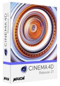 Maxon CINEMA 4D Studio S24.111 With Crack