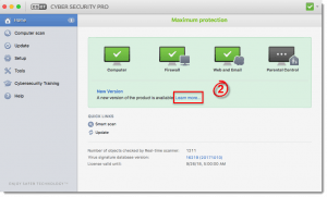 ESET Cyber Security Pro 8.7.700.1 Crack With License Key [2022]