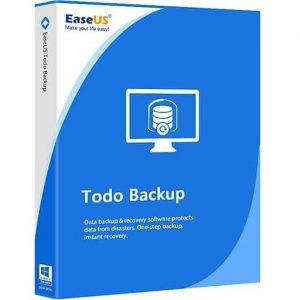EaseUS Todo Backup 13.5 Full Crack