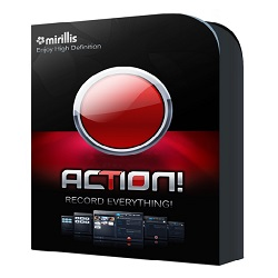 Mirillis Action 4.21.4 Crack