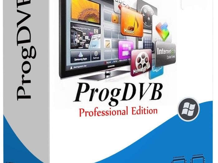 ProgDVB Professional 7.42.0 Crack