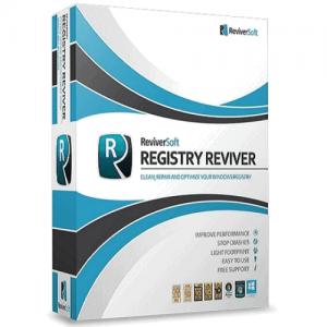 ReviverSoft Registry Reviver 4.23.2.14 With Crack
