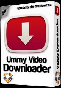 Ummy Video Downloader 1.11.8.1 Crack