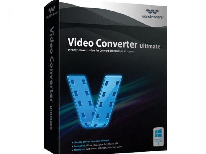 Wondershare Video Converter Ultimate 13.1.72 With Crack