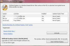 DVDFab Passkey Crack 12.0.3.2 + Patch Full Registration Key